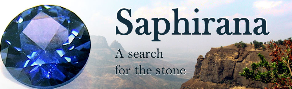 Saphirana - A search for the stone